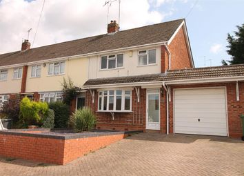 Thumbnail 3 bed semi-detached house for sale in Mason Road, Redditch, Headless Cross, Redditch