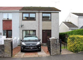 Thumbnail 3 bed terraced house to rent in Rylands Road, Dunblane, Stirling, 0Hn