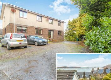 Thumbnail 4 bed semi-detached house for sale in Glenshellach Terrace, Oban