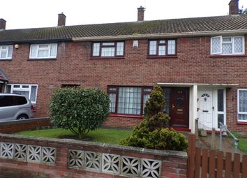 Thumbnail 3 bedroom terraced house for sale in St. Gregorys Crescent, Gravesend