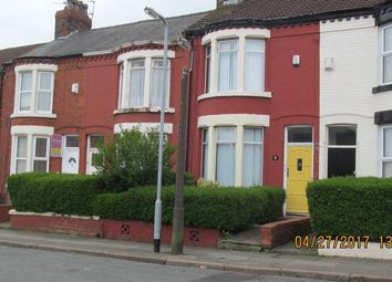 Thumbnail 3 bedroom terraced house for sale in Suburban Road, Anfield, Liverpool
