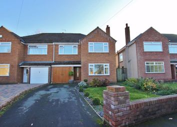 Thumbnail 4 bed semi-detached house for sale in Frost Drive, Irby, Wirral