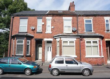 Thumbnail 3 bed terraced house to rent in Emley Street, Levenshulme, Manchester