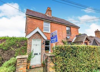 Thumbnail 3 bed semi-detached house for sale in Laurence Cottage, Turners Green, Heathfield, East Sussex