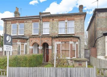 Thumbnail 4 bed flat for sale in Ryde Vale Road, London