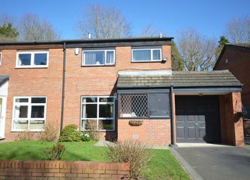 Thumbnail 3 bed semi-detached house for sale in Pailton Road, Shirley, Solihull
