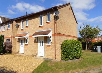 Thumbnail 1 bed end terrace house to rent in The Brambles, Deeping St James, Peterborough, Lincolnshire