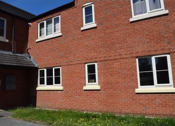 Thumbnail 2 bedroom flat for sale in Brunt Lane, Woodville, Swadlincote