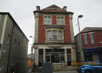 Thumbnail 2 bed flat to rent in Talbot Street, Maesteg, Bridgend.