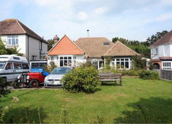 Thumbnail 4 bed detached bungalow for sale in Cooden Drive, Bexhill-On-Sea