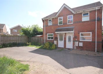 Thumbnail 2 bedroom semi-detached house to rent in Bryony Way, Deeping St. James, Peterborough