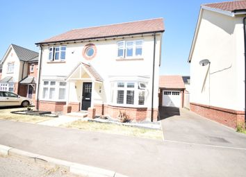 Thumbnail 4 bed detached house for sale in Elmdon Drive, Humberstone, Leicester