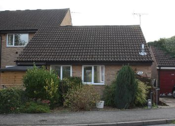 Thumbnail 1 bed bungalow to rent in Edinburgh Drive, St. Ives, Huntingdon