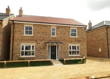 Thumbnail 4 bedroom detached house for sale in Off Norwich Road, Watton