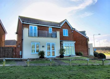 Thumbnail 4 bedroom detached house for sale in Hawth Hill, Seaford, East Sussex