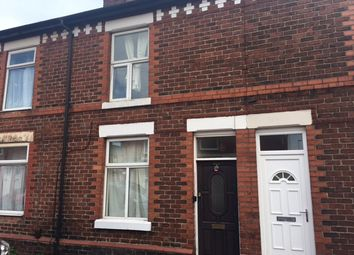 Thumbnail 2 bed terraced house to rent in Oxford Street, Warrington, Cheshire
