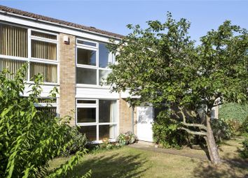 Thumbnail 3 bedroom terraced house for sale in Netherby Park, Weybridge, Surrey