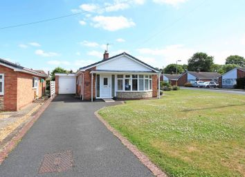 Thumbnail 2 bed detached bungalow for sale in 17 Cedar Avenue, Shawbury