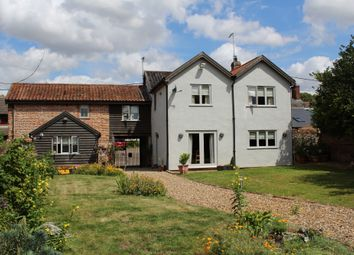 Thumbnail 5 bedroom semi-detached house for sale in Thetford Road, Ixworth, Bury St. Edmunds