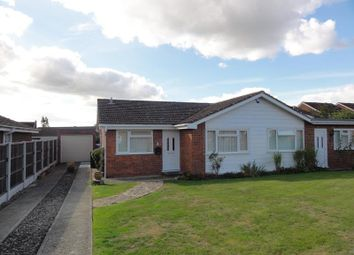 Thumbnail 2 bed bungalow to rent in 1 Ferndown Road, Ledbury, Herefordshire