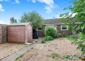 Thumbnail 3 bed terraced bungalow for sale in Sycamore Road, Whittlesey, Peterborough