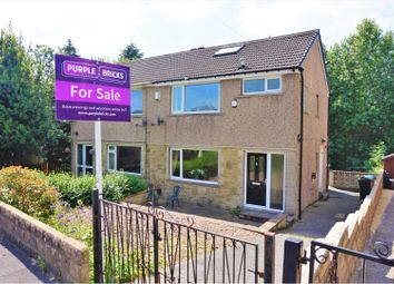 Thumbnail 3 bed semi-detached house for sale in Kingsley Avenue, Bradford