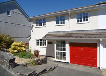 Thumbnail 4 bed property for sale in Goonwartha Close, Looe