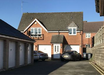Thumbnail 2 bed detached house for sale in Melford Court, Rugby, Warwickshire