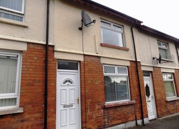 Thumbnail 2 bed terraced house to rent in Garvey Terrace, Lisburn