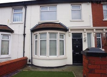 Thumbnail 3 bed property to rent in Ansdell Road, Blackpool