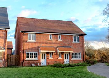 Thumbnail 3 bed semi-detached house for sale in Lily Road, Alton