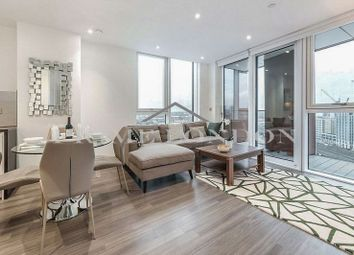 Thumbnail 1 bed flat for sale in Gladwin Tower, 50 Wandsworth Road, Nine Elms Point