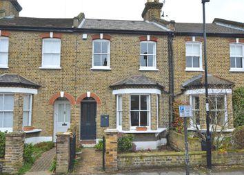 Blackheath Vale, Blackheath, London SE3. 3 bed terraced house for sale
