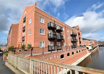 Thumbnail 2 bedroom flat for sale in Austin Court, 2 Mill Street, Worcester, Worcestershire