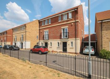 Thumbnail 3 bed semi-detached house for sale in Markhams Close, Basildon