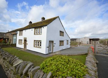 Thumbnail 3 bed farmhouse for sale in Woodroyd Hill Lane, Hepworth, Holmfirth