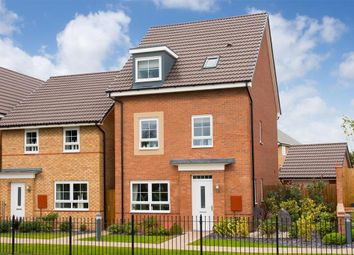 """Thumbnail 6 bed detached house for sale in """"Fircroft"""" at Somerset Avenue, Leicester"""