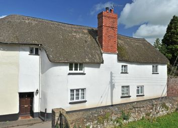 Thumbnail 3 bed cottage for sale in School Road, Silverton, Exeter