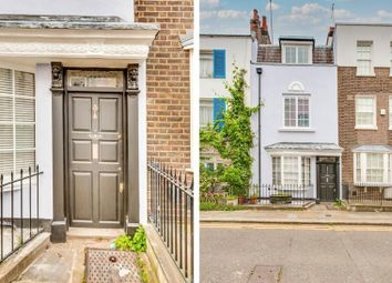Thumbnail 4 bed terraced house to rent in Donne Place, London