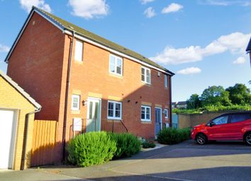 Thumbnail 2 bed semi-detached house for sale in Orchard Grove, Newton Abbot