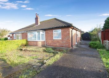 Thumbnail 2 bed bungalow for sale in Fairfield Crescent, Scarborough