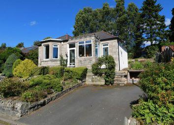 Thumbnail 2 bed detached bungalow for sale in Edinburgh Road, Peebles
