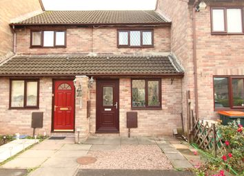 Thumbnail 1 bed terraced house for sale in The Turnstiles, Newport