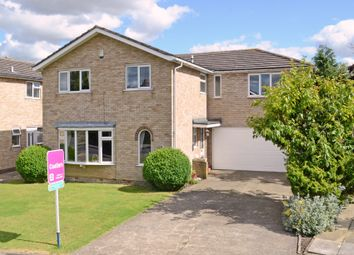 Thumbnail 6 bed detached house for sale in Miterdale, York