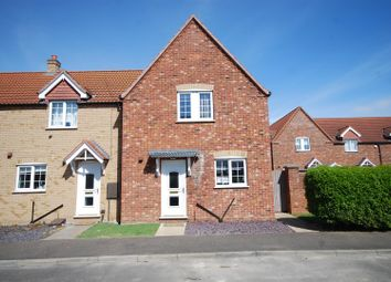 Thumbnail 3 bed semi-detached house for sale in Chamomile Way, Spalding