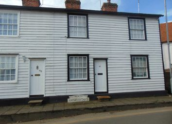 Thumbnail 1 bed terraced house to rent in Spring Road, St. Osyth, Clacton-On-Sea