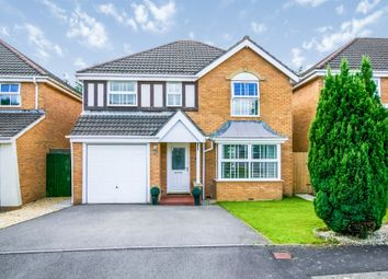 Thumbnail 4 bed detached house for sale in Clos Onnen, Margam, Port Talbot