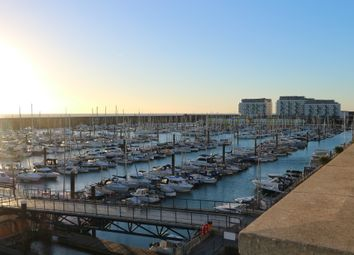 Thumbnail 3 bed flat for sale in Britannia Court, Brighton Marina Village, Brighton