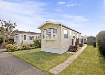 Thumbnail 2 bed mobile/park home for sale in Horsham Road, Beare Green, Dorking, Surrey