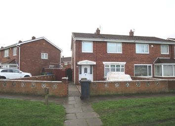 Thumbnail 3 bedroom semi-detached house for sale in Whiteleas Way, Whiteleas, South Shields